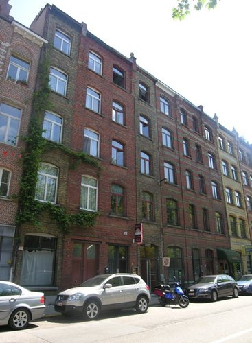 Antwerpen Vlaamsekaai 69-72