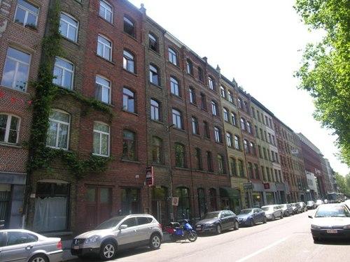 Antwerpen Vlaamsekaai 69-80
