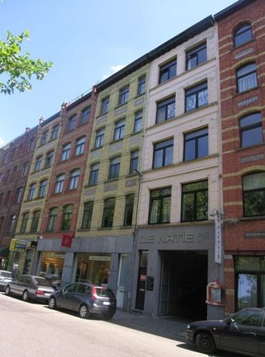 Antwerpen Vlaamsekaai 73-76