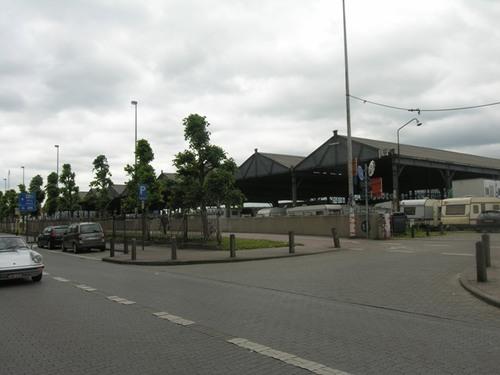 Antwerpen De Gerlachekaai