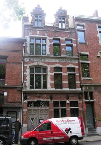 Antwerpen Vlaamsekaai 6