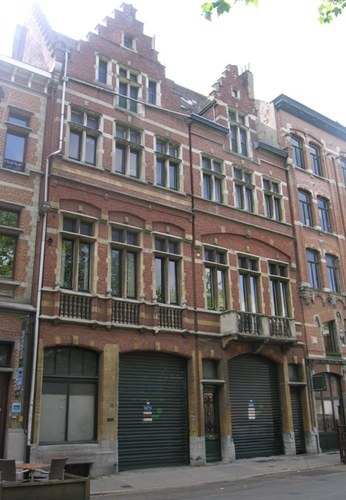 Antwerpen Vlaamsekaai 12-13