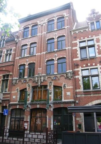 Antwerpen Vlaamsekaai 14