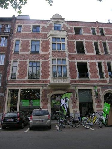 Antwerpen Vlaamsekaai  20-21