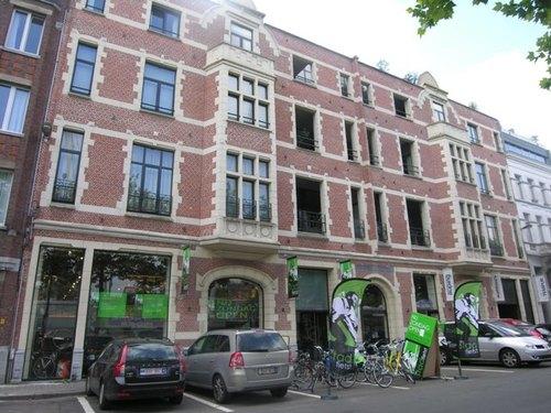 Antwerpen Vlaamsekaai 20-23