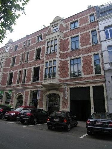Antwerpen Vlaamsekaai 22-23