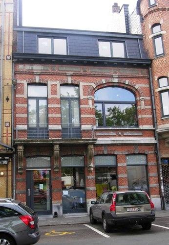Antwerpen Vlaamsekaai 27