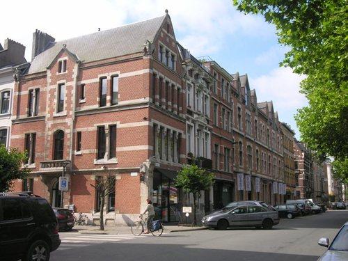 Antwerpen Vlaamsekaai 33-41