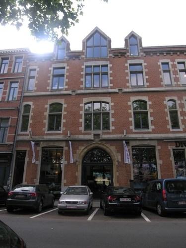 Antwerpen Vlaamsekaai 35