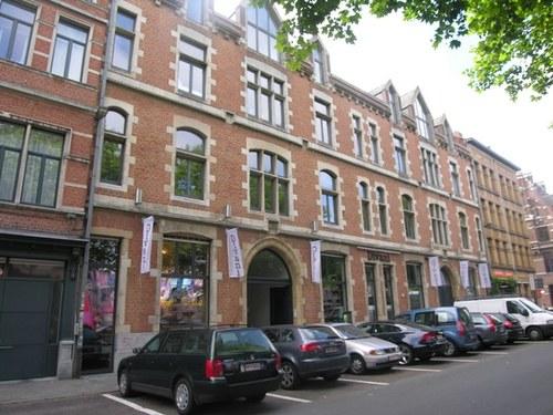 Antwerpen Vlaamsekaai 35-39