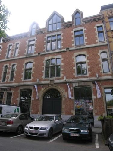 Antwerpen Vlaamsekaai 37
