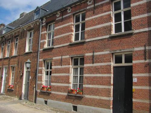 Herentals Begijnhof 14-15