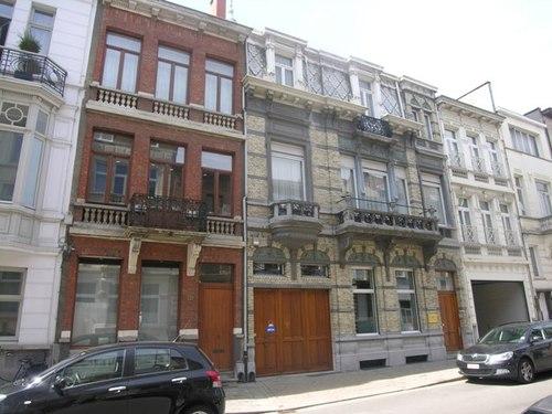 Antwerpen Belegstraat 18-22