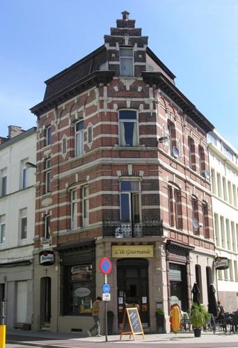 Antwerpen Bresstraat 25