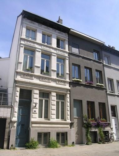 Antwerpen Diamantstraat 5