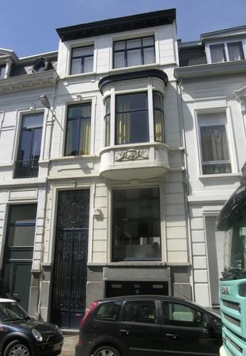 Antwerpen Jozef Liesstraat 20