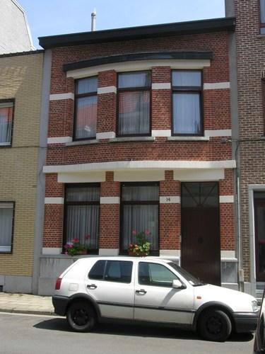 Antwerpen Lange Achteromstraat 14