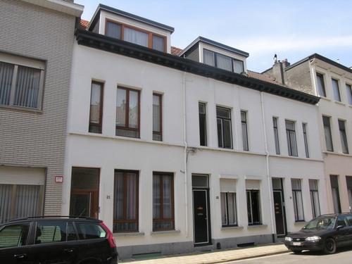 Antwerpen Lange Achteromstraat 21-25