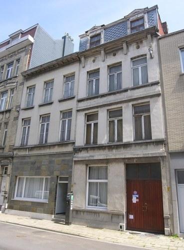 Antwerpen Lange Achteromstraat 26-28