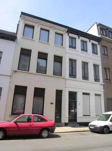 Antwerpen Lange Achteromstraat 27-29