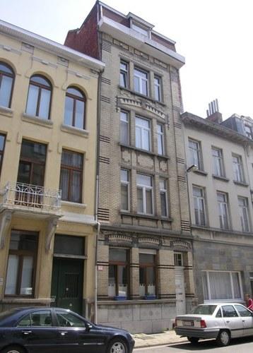 Antwerpen Lange Achteromstraat 30