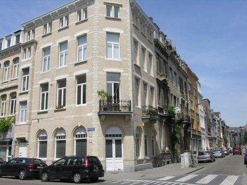 Antwerpen Sint-Laureisstraat 146/Broederminstraat 57
