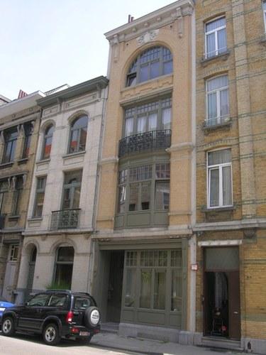 Antwerpen Sint-Laureisstraat 91-93