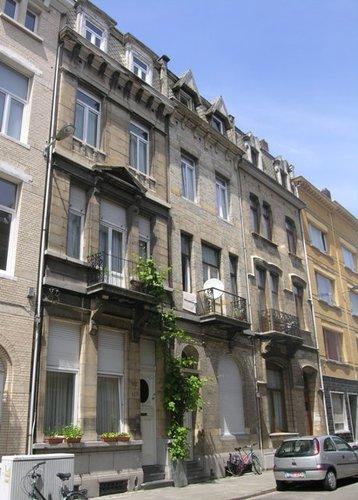 Antwerpen Sint-Laureisstraat 146-142