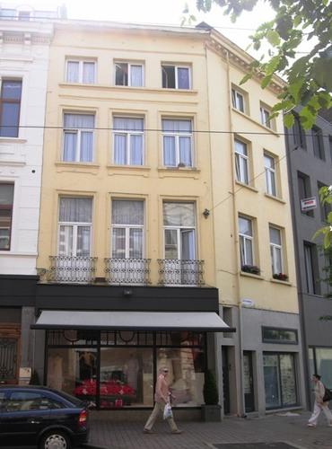 Antwerpen Brederodestraat 37