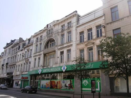 Antwerpen Brederodestraat 83-97