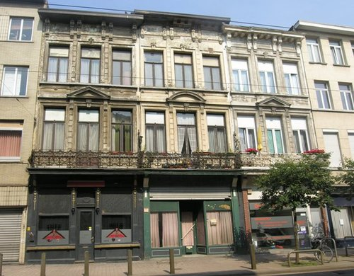 Antwerpen Brederodestraat 172-178