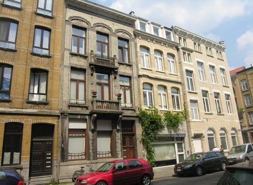 Antwerpen Broederminstraat 51-57