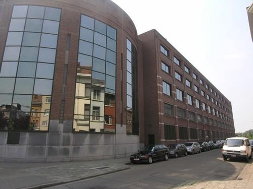 Antwerpen Brusselstraat 45/Ieperstraat