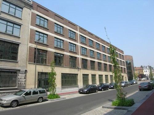 Antwerpen Brusselstraat 45/Montignystraat