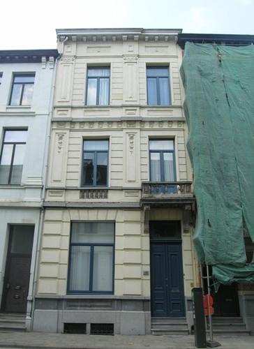 Antwerpen Dendermondestraat 48