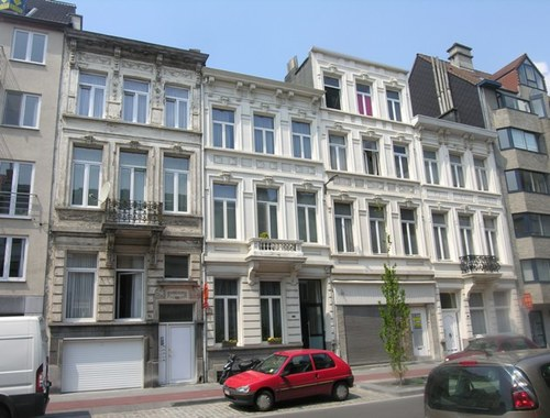 Antwerpen Montignystraat 14-8