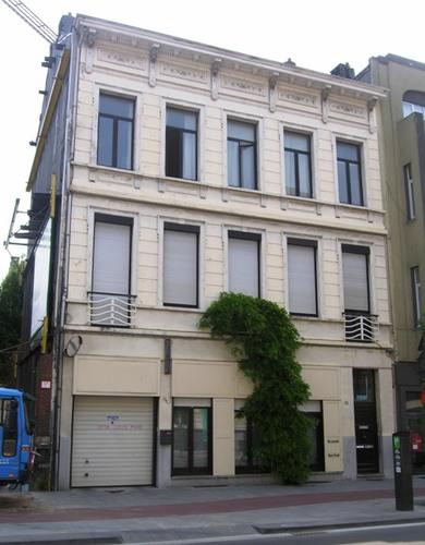 Antwerpen Montignystraat 27-29