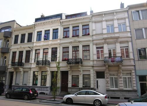 Antwerpen Montignystraat 33-39