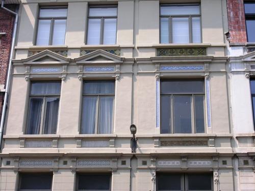 Antwerpen Montignystraat 38-36