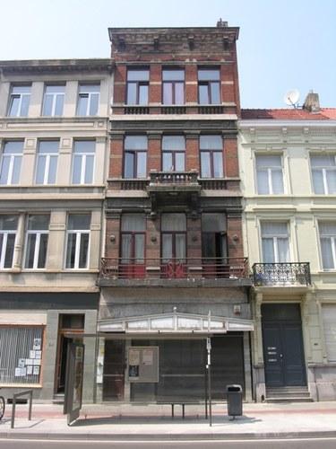 Antwerpen Montignystraat 40