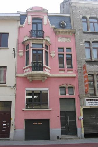 Antwerpen Montignystraat 73