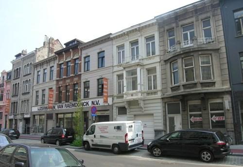 Antwerpen Montignystraat 81-89