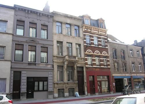 Antwerpen Montignystraat 105-109