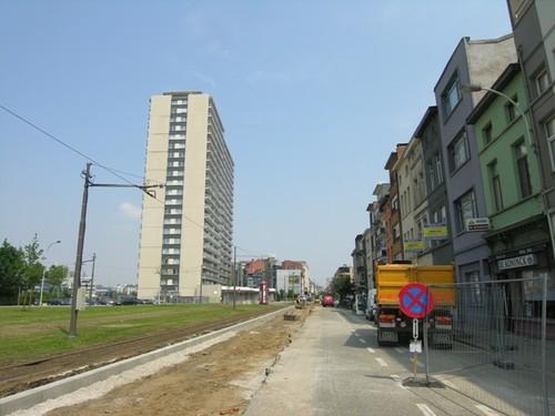 Antwerpen Montignystraat/Singel