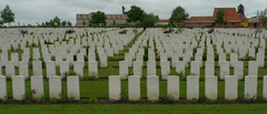 Britse militaire begraafplaats Cement House Cemetery