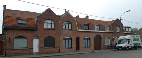 Langemark-Poelkapelle Klerkenstraat 43-49
