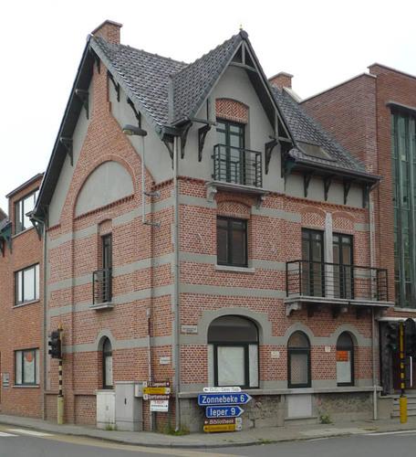 Langemark-Poelkapelle Zonnebekestraat 9