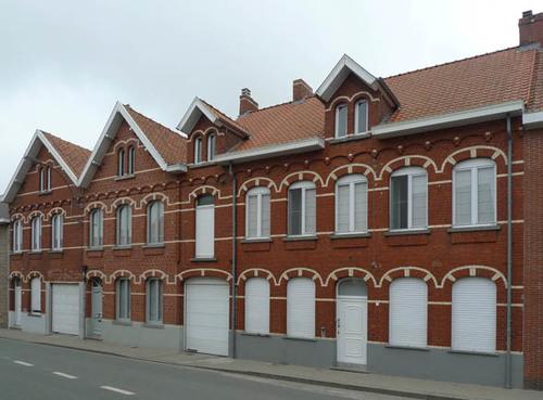 Langemark-Poekkapelle Zonnebekestraat 17-21