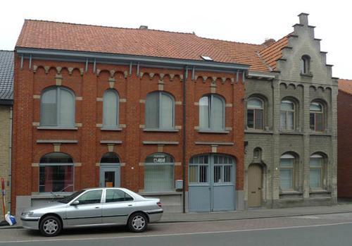 Langemark-Poelkapelle Zonnebekestraat 30-32