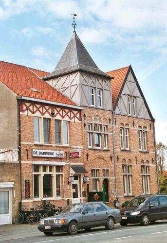 Brugge Blankenbergse Steenweg 257-259